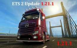 ETS2 UPDATE 1.21.1