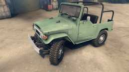 Toyota FJ40 1.0 For SpinTires