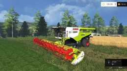 CLAAS LEXION 780 IC PACK FOR FS 15