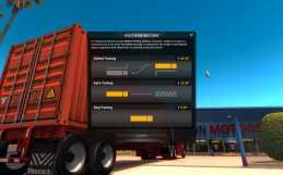 TRAILER DROP-OFF REDESIGN FOR ATS