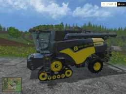 NEW HOLLAND CR1099 TERRAFLEX V2.1 FS15