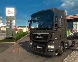 MAN TGX EURO6 V1.4 1.21.XX MOD