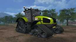CLAAS AXION 950 TERRA TRAC FOR FS15