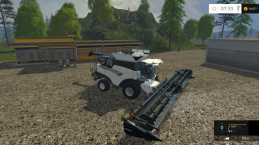 NEW HOLLAND 1090 COMBINE PACK FOR FS15