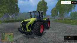 CLAAS XERION 4500 V3.0
