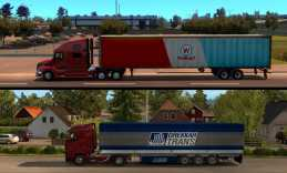TRACTOR-TRAILER CHALLENGES FOR ATS