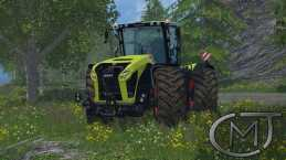 CLAAS XERION 4500 V2.2 FOR FS 2015