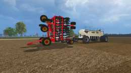 BOURGAULT FLEX DRILL FOR FS2015