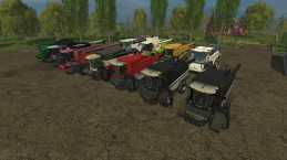 MEGA COMBINES PACK FOR FS2015