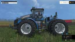 NEW HOLLAND T9.560 DUEL WHEEL V3.0.1 FOR FS15