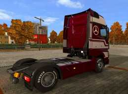 MERCEDES LOGO SKIN MASK FOR MP4 1.21.X MOD
