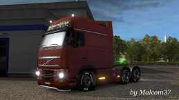 VOLVO 2009 LONGLINE V1.0 FOR ETS 2