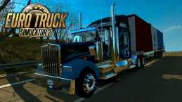 KENWORTH W900 1.21 FOR ETS2