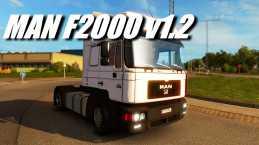MAN F2000 V1.2.0 ETS 2