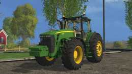 JOHN DEERE 8530 V1.3 FOR FS 15