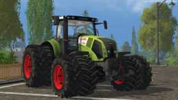 CLAAS AXION 830 CEBIS V1.0 FS15