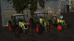CLAAS GEAR PACK V1.0