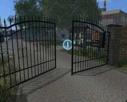 PACK GATE V1.0 FS15