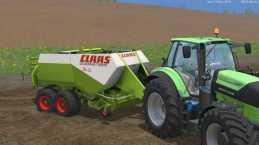 CLAAS QUADRANT 2200 V1.1