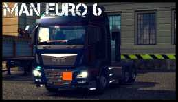 MAN EURO 6 AGRAR TRUCK V0.1 ETS 2