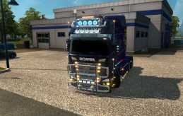 SCANIA R & STREAMLINE REWORKED 1.4.1
