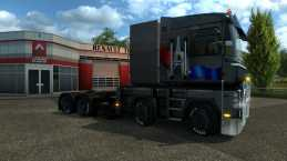 RENAULT MAGNUM 8X4 & 10X4 1.21 FOR ETS2