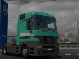 MERCEDES-BENZ ACTROS 1.21.X Truck