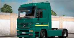 MERCEDES BENZ ACTROS MP1 V2.5 ETS2