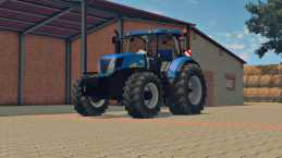 NEW HOLLAND T7040 V2.0 FOR FS 15