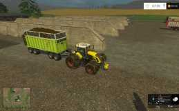 FLIEGL 4 ACHS REAR TIPPER V2.0