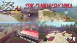 SPK SENKOVSHCHINA MAP V2.0 FS15