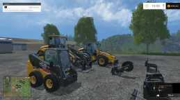 JCB PACK V1.0 [MP] LS15