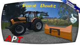 FORESTRY DEUTZ V1.2 LS 15