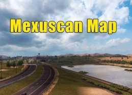 MEXUSCAN MAP V1.9.1 FOR 1.3