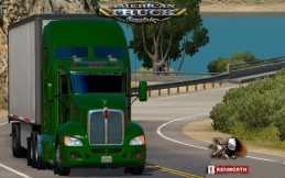 TRACTOCAMION KENWORTH T660 V1.0