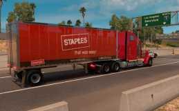 STAPLES TRAILER SKIN UPDATED V2.31