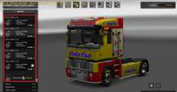RENAULT SPECIAL EDITION SKIN PACK 1.24