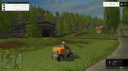 RIDING MOWER HUSQVARNA V1.0