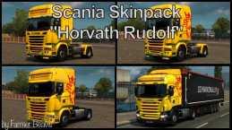 HORVATH RUDOLF SKINPACK FOR SCANIA V1