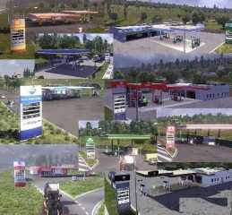 REAL EURO GAS STATIONS