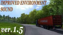 IMPROVED ENVIRONMENT SOUND V1.5