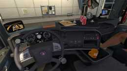SCANIA STEERING WHEEL