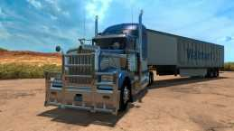 KENWORTH W900 OQMODIFIED V1.0