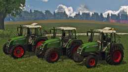 FENDT FARMER 300 SERIES V1.0