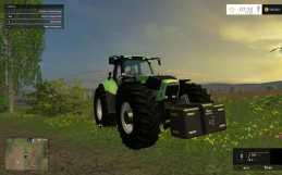 DEUTZ AGROTRON X720 V1.0