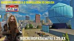 RUSSIAN TO ENGLISH TRANSLATION EASTERN EXPRESS V9.0