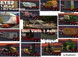 DOLL VARIO 3ACHS V5.0