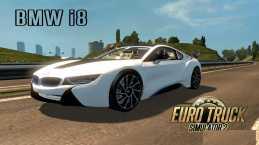 BMW I8 V6 – NEW – HYBRID SOUND!
