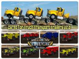 CARGO FOR TRUCK TRANSPORT TRAILERS V2.0