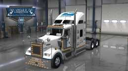 UNCLE D LOGISTICS UNITED STATES POSTAL SERVICE W900 SKIN